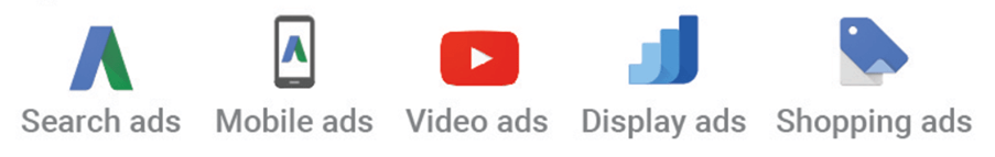 Google certified in search ads