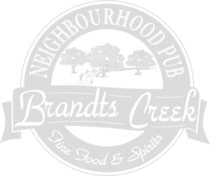 restaurant marketing brandts creek pub logo